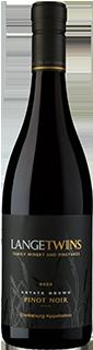 LangeTwins Estate Clarksburg Pinot Noir 2020