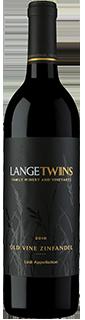 LangeTwins Estate Lodi Zinfandel 2018