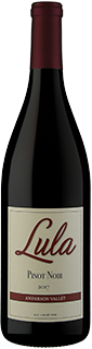 Lula Cellars Anderson Valley Pinot Noir 2017