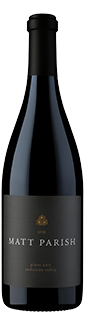 Matt Parish Anderson Valley Pinot Noir 2019
