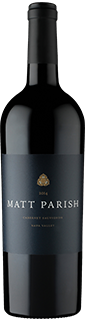 Matt Parish Napa Valley Cabernet 2014