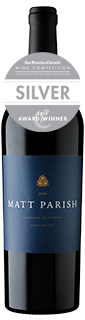 Matt Parish Napa Valley Cabernet Sauvignon 2016