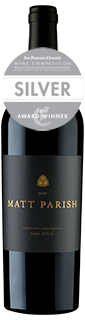 Matt Parish Napa Valley Cabernet Sauvignon 2017