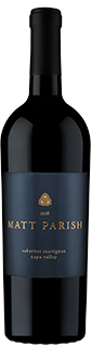 Matt Parish Napa Valley Cabernet Sauvignon 2018