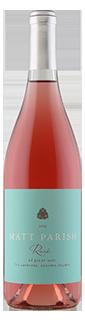 Matt Parish Carneros Sonoma Rose of Pinot Noir 2019