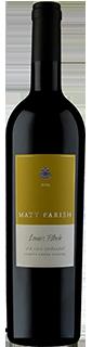 Matt Parish Louie's Block Old Vine Zinfandel 2019