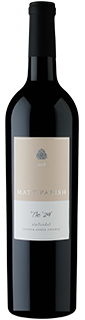"Matt Parish ""The 24"" Contra Costa Zinfandel 2018"