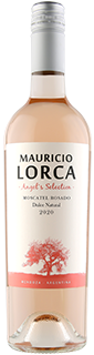 Mauricio Lorca Moscatel Rosado 2020