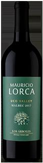 Mauricio Lorca Reserve Los Arboles Malbec 2017