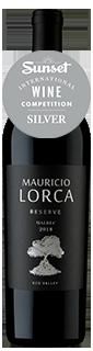Mauricio Lorca Reserve Uco Valley Malbec 2018