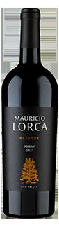 Mauricio Lorca Reserve Uco Valley Syrah 2017
