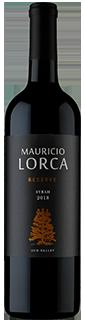 Mauricio Lorca Reserve Uco Valley Syrah 2018