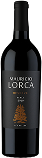 Mauricio Lorca Reserve Uco Valley Syrah 2019