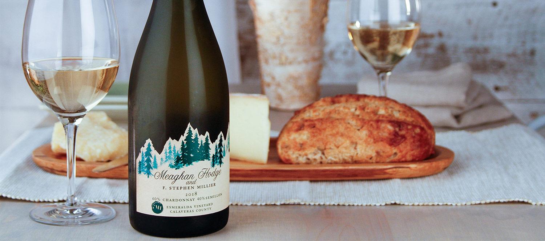 Esmeralda Vineyard Chardonnay Semillon 2018 by Meaghan Hodge & Stephen Millier