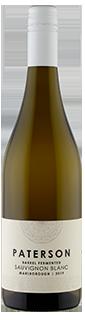 Mike Paterson Barrel Fermented Sauvignon Blanc 2019