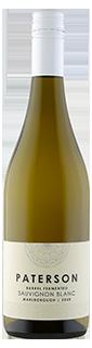 Mike Paterson Barrel Fermented Sauvignon Blanc 2020