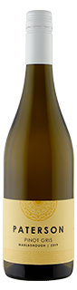 Mike Paterson Marlborough Pinot Gris 2019