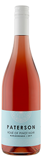 Mike Paterson Marlborough Rose of Pinot Noir 2019