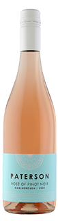 Mike Paterson Marlborough Rose of Pinot Noir 2020