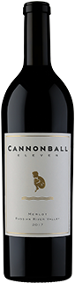 Ondine Chattan Cannonball Eleven Russian River Valley Merlot 2017