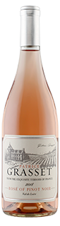 Patrice Grasset Loire Valley Rose of Pinot Noir 2018