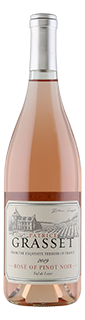 Patrice Grasset Loire Valley Rose of Pinot Noir 2019