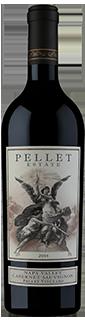 Pellet Estate Pellet Vineyard Napa Valley Cabernet Sauvignon 2014