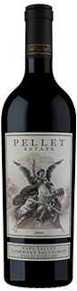 Pellet Estate Pellet Vineyard Napa Valley Cabernet Sauvignon 2015
