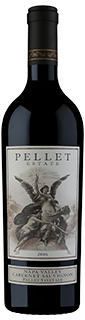 Pellet Estate Pellet Vineyard Napa Valley Cabernet Sauvignon 2016