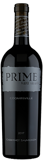 PRIME Coombsville Napa Valley Cabernet Sauvignon 2017
