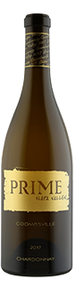 PRIME Coombsville Napa Valley Chardonnay 2017