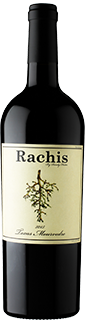 Rachis by Randy Hester Texas Mourvedre 2015