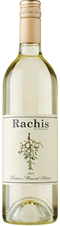 Rachis by Randy Hester Texas Muscat 2015