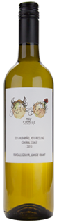 Randall Grahm The Sisters White Wine Central Coast 2013