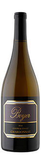 Rick Boyer Central Coast Chardonnay 2016