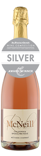 Rob McNeill Brut Rose 2019