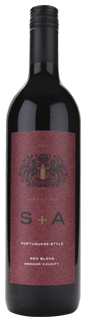 S & A Portuguese-Style Red Wine Amador County 2013