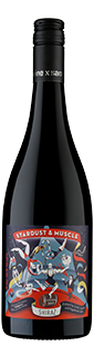 Sam Plunkett Stardust and Muscle Shiraz 2017