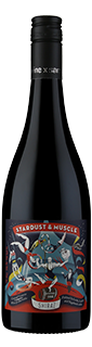 Sam Plunkett Stardust and Muscle Shiraz 2018