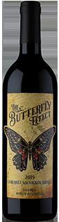 Sam Plunkett The Butterfly Effect Cabernet Shiraz 2019