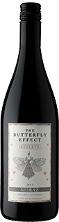 Sam Plunkett The Butterfly Effect Reserve Shiraz 2015