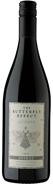 Sam Plunkett The Butterfly Effect Reserve Shiraz 2017