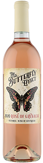 Sam Plunkett The Butterfly Effect Rose of Grenache 2020