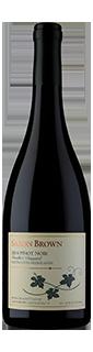 Saxon Brown Rosella's Vineyard Santa Lucia Highlands Pinot Noir 2014