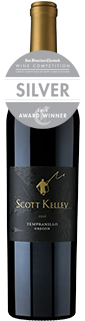 Scott Kelley Oregon Tempranillo 2016