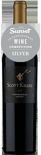 Scott Kelley Oregon Tempranillo 2018