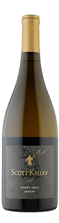 Scott Kelley Oregon Pinot Gris 2018