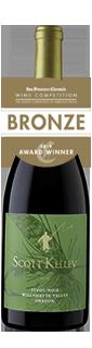 Scott Kelley Willamette Valley Pinot Noir 2017