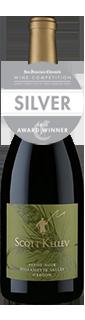 Scott Kelley Willamette Valley Pinot Noir 2018