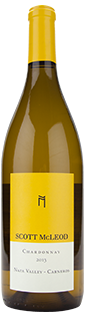 Scott McLeod Chardonnay Carneros Napa Valley 2013